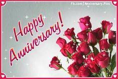 Wonders of the world happy anniversary animated happy wedding