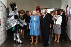 Camilla Parker Bowles Photos - The Prince Of Wales & Duchess Of Cornwall Visit New Zealand - Day 4 - Zimbio