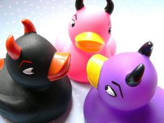 Devil ducks LOL
