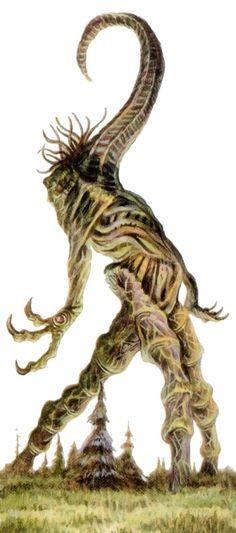 Nyarlathotep, the rampant chaos