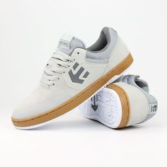 Etnies Shoes Marana – Light Grey Gum