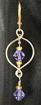 Oval Links Jewelry Wire & Beads Earrings Jewelry Making Project