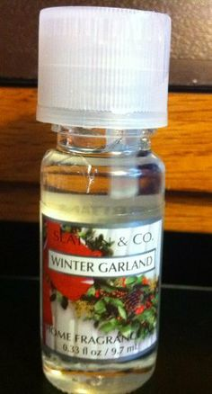 Bath and Body Works Winter Garland Home Fragrance Oil by Bath & Body Works. $3.85. Bath and Body Works Winter Garland Home Fragrance Oil. Bath and Body Works Winter Garland Home Fragrance Oil