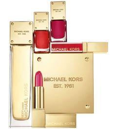 Michael Kors Lancia La Sua Linea Di Makeup - Tentazione Makeup - http://www.tentazionemakeup.it/2013/04/michael-kors-lancia-la-sua-linea-di-makeup/ @Michael Kors #makeup #collection #nails #lipstick