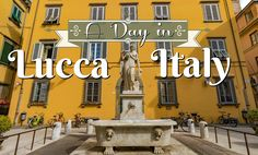 Lucca is charming city in Tuscany, which is often overlooked for more popular destinations such as Florence or nearby Pisa. However, this quaint medieval walled city turned out to be our favorite destination in Italy! A day in Lucca was enough to make us fall for …