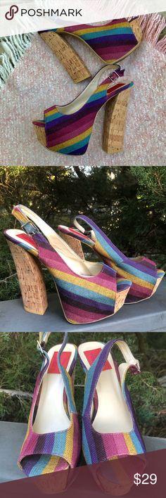 af73c670cc56d8 Disco pride shoes!! 🌈✨🕺🏼
