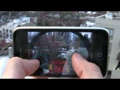 ▶ Star Wars Arcade: Falcon Gunner (Augmented Reality game) - YouTube