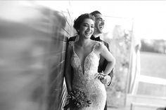 Neslihan Atagül ve Kadir Doğulu Wedding Album, Wedding Gowns, Wedding Photos, Wedding Day, Dream Wedding, Turkish Actors, Turkish Men, Turkish Beauty, Celebs
