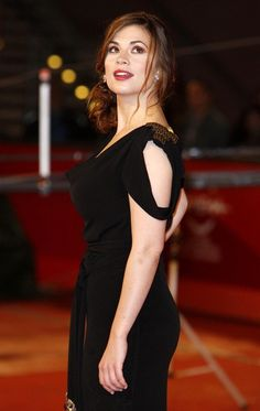 Hayley Atwell Photos: The 3rd Annual Rome Film International Film Festival 'The Duchess' Premiere B