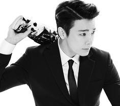 Super Junior M - Swing - Donghae  - Apr 2014