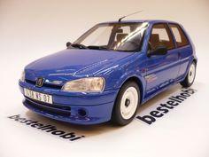 Otto Peugeot 106 Rallye 1:18