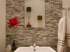 Want a half bathroom that will impress your guests when entertaining? Update your bathroom decor in no time with these affordable, cute half bathroom ideas.