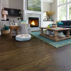 Cliffside Oak Pergo 174 Timbercraft Wetprotect Laminate
