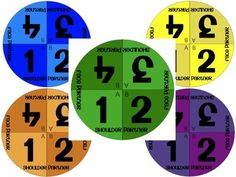 Amy!!! These are mats for Kagan strategies. Colorful Cooperative Learning Table Mats