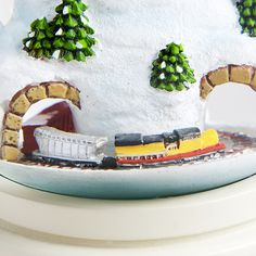 SNOW GLOBE | | Welcome to the Union Pacific shop