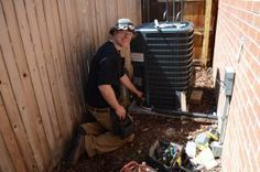 If your house is not cooling down like it used to then maybe your A/C has a refrigerant leak. You ma. Furnace Replacement, Commercial Hvac, Water Heater Installation, Hvac Repair, Preventive Maintenance, Heating And Air Conditioning, Conditioner, Denver, House