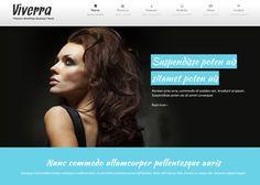 Viverra Responsive Business WordPress Theme #wordpress #theme #responsive #website #web [$45]