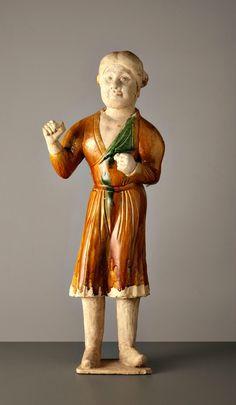 Vanderven Oriental Art at Brafa Art. Terracota, China Art, Chinese Ceramics, Barbarian, Chinese Style, Chinoiserie, Pottery, Asian, Sculpture