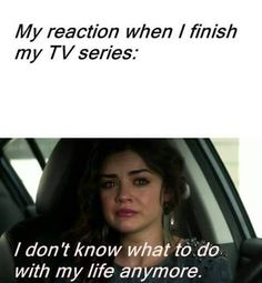 pll, pretty little liars, and funny image -Watch Free Latest Movies Online on Pretty Little Liars Meme, Preety Little Liars, Pll Quotes, Pll Memes, Video Hilarante, Image Pinterest, Netflix, Done With Life, This Is Your Life