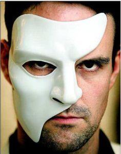 Ben Lewis- Phantom from Love Never Dies. I swear every single Phantom is so awesome.