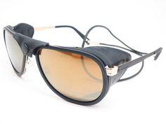 a521a19eaaec Vuarnet Glacier VL 1315 Matte Black 008 2124 Matte Black Sunglasses James  Bond 007 James Bond