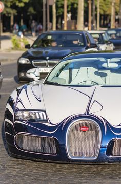 Bugatti Veyron Grand Sport L'Or Blanc sports cars
