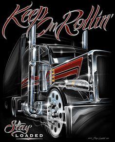 Rollin' | Stay Loaded Apparel