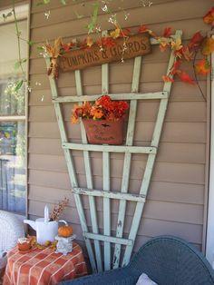 Porch Trellis (from A Sentimental Life)