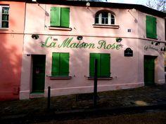 La Maison Rose, Paris