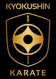 Gold Kyokushin Karate #kyokushin #karate