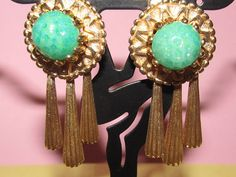 Vintage Gold Fashion Team Love Daily Treasury by Tracy B on Etsy