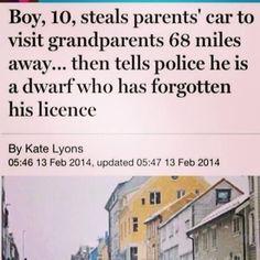29 Of The Funniest Newspaper Headlines Ever Printed