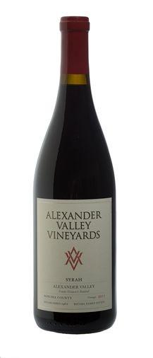 Alexander Valley Vineyards Syrah