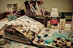 collage-art-journal-art-studio-art-supplies-Favim.com-524985.jpg
