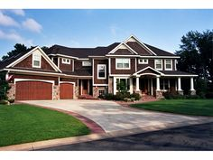 Modeso Craftsman Home Plan 091D-0468 | House Plans and More