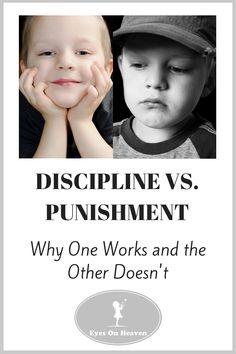 DISCIPLINE VS. PUNISHMENT blogographic
