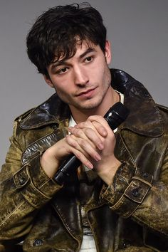 "Ezra Miller on Election Results: ""We're Going to Need the Order of the Phoenix"""