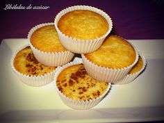 Magdalenas de Canela | Cocinar en casa es facilisimo.com