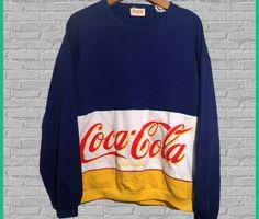 Vintage Coca-Cola Crewneck Sweatshirt                                                                                                                                                      More