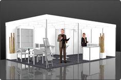 Mobiler Messestand modular ab 10.000 Euro