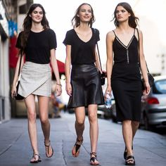 model-off-duty summer style #fashion #streetstyle