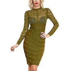 Vestido verde  #modamujer #amazonmoda #vestidos #colección20172018 #outfits #fashion  #moda #shopping #style #mujer #invierno #ropa #ropaparaaltas #casual #vestidoverde