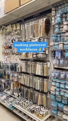 Diy Crafts Jewelry, Cute Jewelry, Handmade Jewelry, Diy Crafts For Teens, Fun Diy Crafts, Things To Do When Bored, Summer Diy, Diy Clothes, Diy Fashion