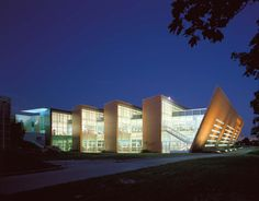 Bibliothèque universitaire (Reims - 51)