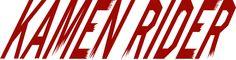 Kamen Rider Series 1 Logo