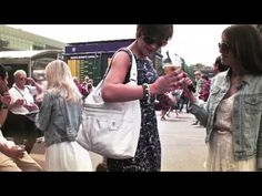 Evian finds the best dressed at Wimbledon 2012