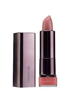Have Olive skin? Try CoverGirl's Lip Perfection Lip Color in Sultry, $6 #lipsticks #cosmetics