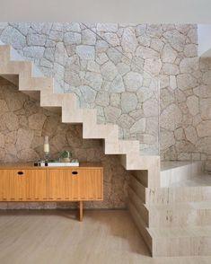 Inspiração de escada para vcs ! Quem não ama ??? _ Autoria ✨ Desconhecida
