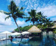 Inspektion im Hotel Le Domain de L'Orangerie #taipan_seychellen #seychellen #ladigue