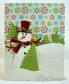 KC Lifestyle Snowman 2 center